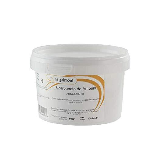 Cocinista Bicarbonato de amonio - 500g - Mejorador de masas panaderas y reposteras