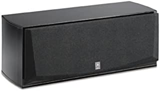 YAMAHA NS-C444 2-WAY 250W DUAL 13CM WOOFER CENTRE CHANNEL SPEAKER BLACK