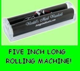 Kingpin Premium Blunt Roller Machine