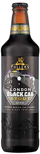 Fuller's London Black Cab Stout Craft Bier 0,5 Liter inkl. 0,25 € Pfand