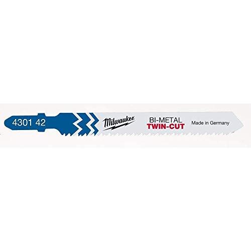 Milwaukee 4932430142 Cuchilla de sierra caladora