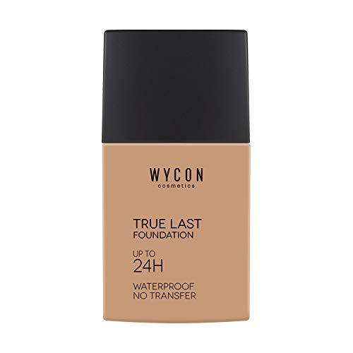 WYCON cosmetics TRUE LAST FOUNDATION NW 30