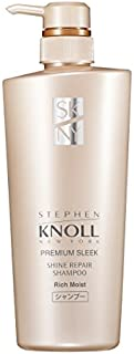 Shampoo Rich Moist para Cabelos Grossos, Volumosos, Cacheados Ou Rebeldes, Stephen Knoll