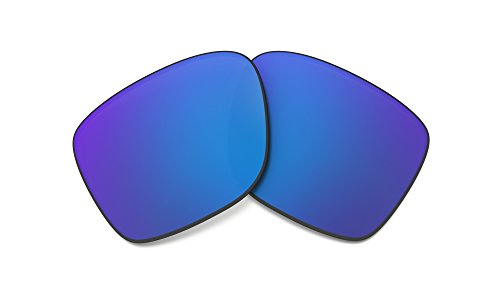 Oakley RL-LATCH-SQUARED-13 Lentes de reemplazo para gafas de sol, Multicolor, 55 Unisex Adulto