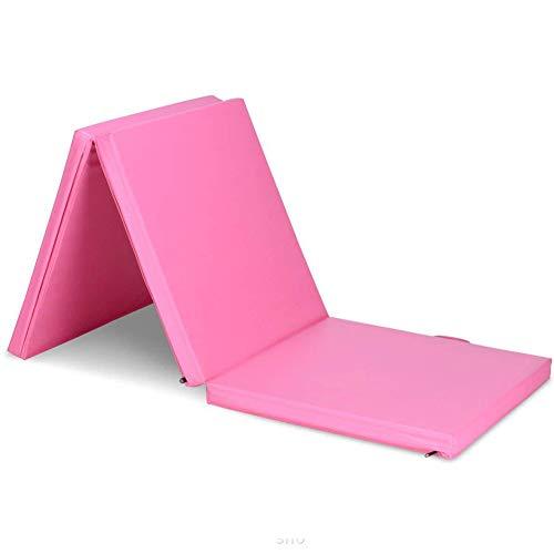 Fitness Matnon-Slip Mat Van De Yoga Gym Mat Folding Gymnastiek Fitnessmat Yoga, Dikke Oefening Inklapbare Crash Mats