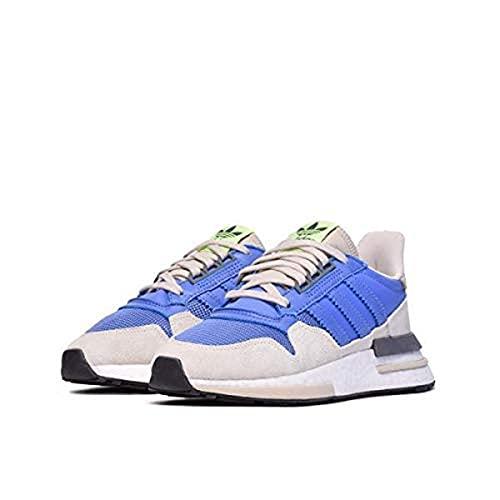 Adidas ZX 500 RM, Zapatos de Escalada Niño, Multicolor (Lilrea/Negbás/Ftwbla 000), 35.5 EU ⭐