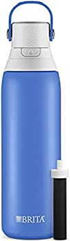 Brita Stainless Steel Water Filter Bottle 20 Ounce