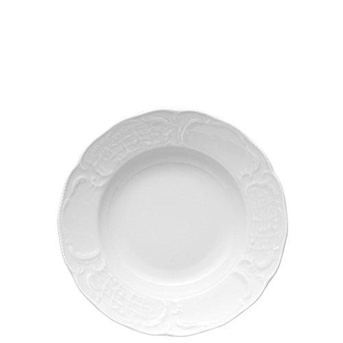 Rosenthal Sanssouci weiss Weiss Suppenteller 23 cm 10480-800001-10323