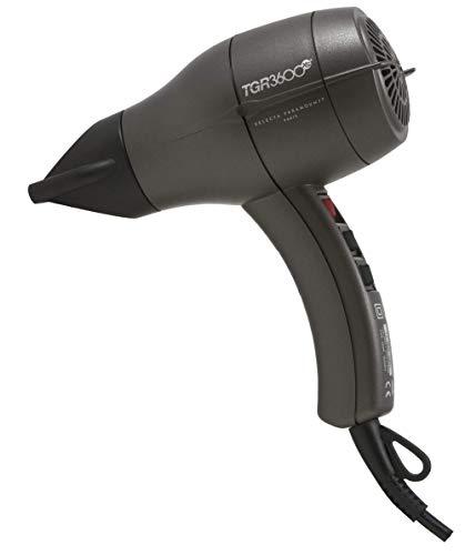 Veleta Paramont - 3700312708317 - Tgr 3600-xs. La Star Peso Pluma. Secador de pelo, color gris mate