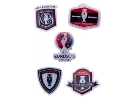 UEFA EURO 2016 - EU04072 - Blister de 5 pins