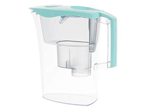 Laica Brocca Filtrante Microplastiche, Plastica, Azzurro, 2 l, Confezione con 1 Filtro MikroPLASTIK-STOP