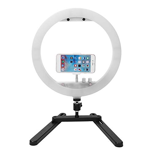 Selfie Light LED Ring Light met standaard, 13