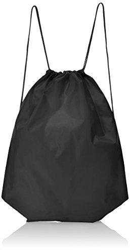sampack mo201–Saco Plano, 43x 33cm, colore: nero