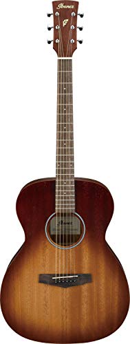 Ibanez PC18MH-MHS Guitarra acústica, caoba Sunburst