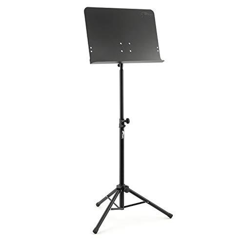Tiger Music MUS14-BK Orchesterpult - Schwarz
