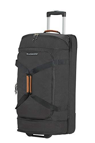 American Tourister Alltrail - Bolsa de Viaje con Ruedas L, 76.5 cm, 95.5 L, Negro (Black)