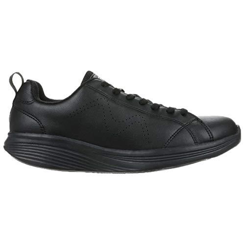Zapatos LABORALES Caballero MBT REN Lace UP M de la Talla 44.5 en Color Black