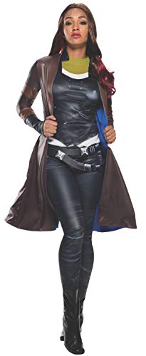 Rubie's Adult Jacket 701454 Marvel: Avengers Endgame Deluxe Gamora Coat Costume, As Shown, Small