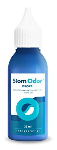 StomOdor Drops, Geruchsneutralisierende Tropfen bei Stoma, 35 ml, Medizinprodukt