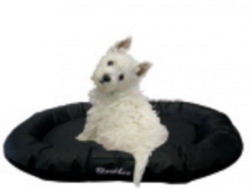 Original BLACKBAY Hundebett Kissen 80cm wasserabweisend+robust