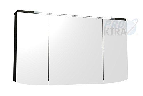 PELIPAL Cassca Spiegelschrank inkl. LED Beleuchtung/CS-SPS 60 / Comfort N/B: 120 cm