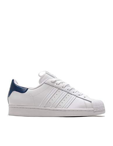 Adidas Superstar New York - Zapatillas deportivas, Blanco (blanco), 44 2/3 EU