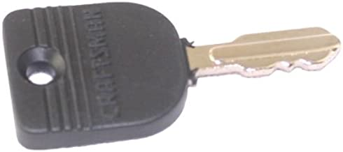 Husqvarna 532140403 Replacement Ignition Key Molded Grip For Husqvarna/Poulan/Roper/Craftsman/Weed Eater