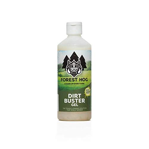 Forest Hog 100% Natural Multi Purpose Eco Dirt Buster Gel Cleaner, Suitable for Vegans, Eco Packaging (1 Litre)