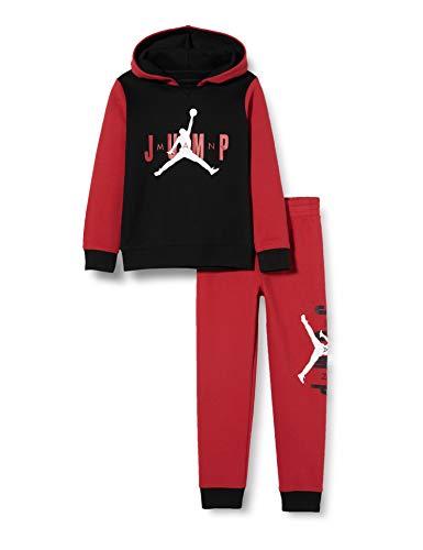 Nike Jumpman Sideline Po & Jogger S trainingspak kinderen