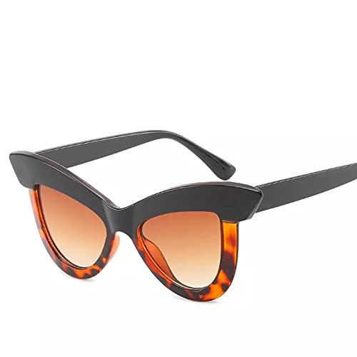 YTYASO Gafas de Sol Ojos de Gato Gafas de Sol Gafas de Colores Gafas de Sol