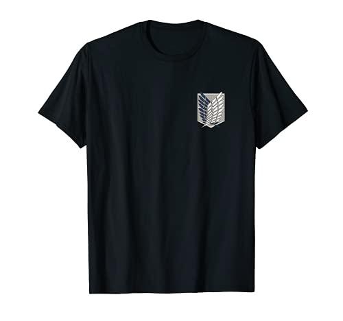 Attack on Titan Season 3 Scout Regiment T-Shirt