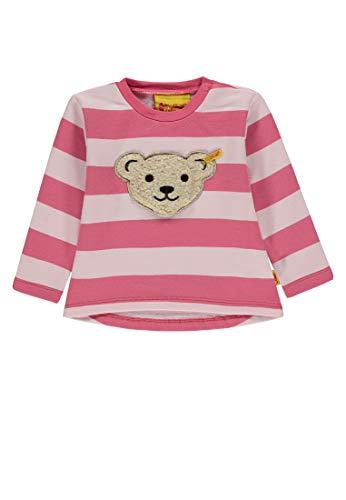 Steiff Steiff Baby-Mädchen Sweatshirt, Pink (Barely Pink|Rose 2560), 80