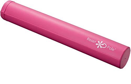 東急スポーツオアシス リセットポール RP-100 長さ 約98cm ホームローラー (ピンク)