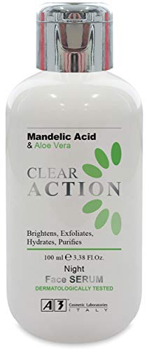 A3 Clear Action Serum with Mandelic Acid & Aloe Vera - 100 ml
