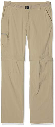 Columbia Battle Ridge II Convertible Pantalon Homme, Tusk, FR : L (Taille Fabricant : 38/32)