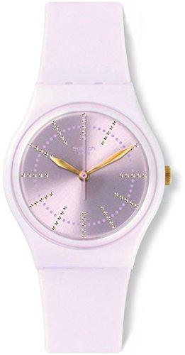 Swatch Orologio da Donna Digitale al Quarzo con Cinturino in Silicone –...