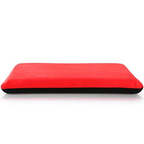 Aocean WJX & Likerr - Cojín de espuma viscoelástica para asiento de coche, asiento de oficina, chair o sillón, 45 x 45 cm