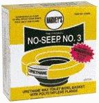 William H.Harvey 004305-24 Urethane Toilet Bowl Wax Ring