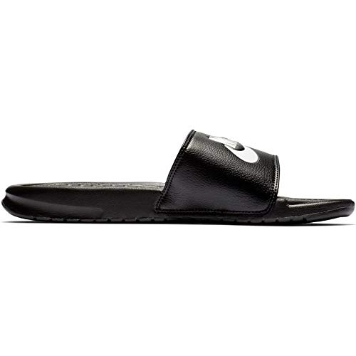 Nike Men's Benassi Just Do It Slide Sandal - Black Or Grey