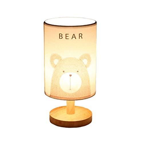 Lámparas de mesa La cabecera del escritorio de la lámpara, la lámpara empotrada mesa de madera, ojo-cuidado lámparas de mesa, E27 bulbo del tornillo de 110V ~ 240V for el dormitorio / sala de estar Lá