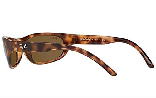 Fashion Shopping Ray-Ban Men's Rb4114 Rectangular Sunglasses