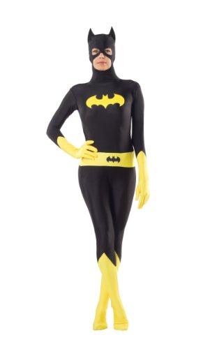 Rubies Costume Co R888556-S Batgirl Zentai Body Taille Moyenne