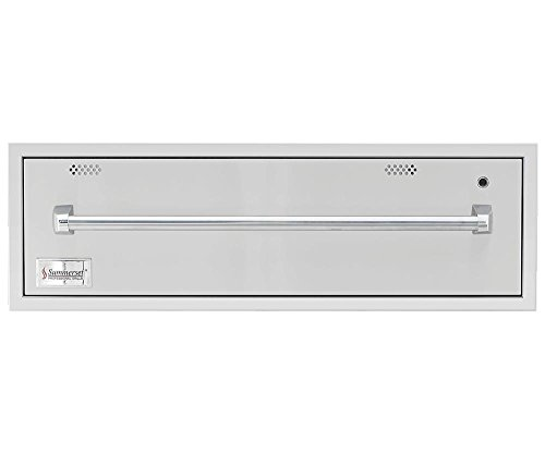 Summerset Warming Drawer, 36-inches