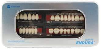 AUTEK 1 Box / Falsch setzen zahnersatz Neue Gebiss Dental Zahn zähne Prothesengröße M30 32 28 A2 Farbe 28-pc zahnfüllung zahnersatz provisorischer zahnreparaturset (M30)