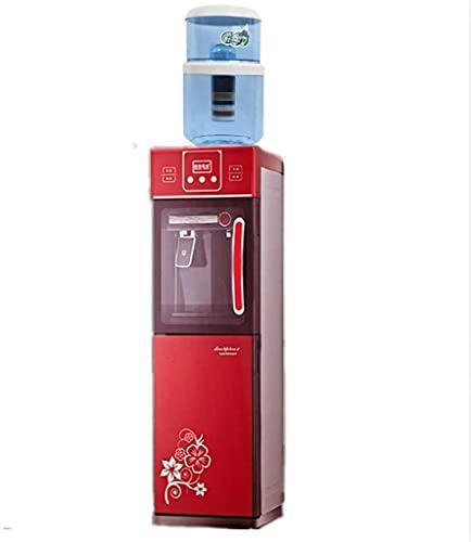 DIEFMJ Actualice el dispensador de Agua más fría por la Carga Superior, la atmósfera del dispensador de Agua fría y Caliente, el compresor de enfriamiento, 3 temperaturas, el Tipo de Hielo Caliente