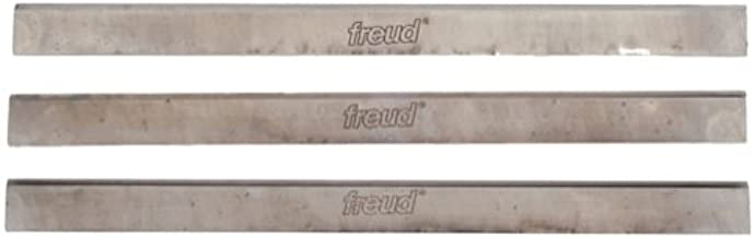 """Freud 12"""" x 7/8"""" x 1/8"""" High Speed Steel Industrial Planer and Jointer Knives (C012)"""