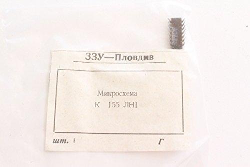 Preisvergleich Produktbild Unbekannt ZZU Plowdiw Mikrochip Integrated Circuit UDSSR K 155 LN1 0184 NOS