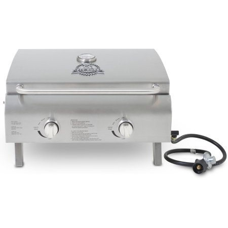 Pit Boss 2-Burner Portable LP Gas Grill