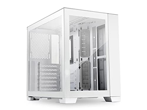 Lian Li O11 Dynamic mini Snow White Mini Tower Computer Case - O11D MINI-S