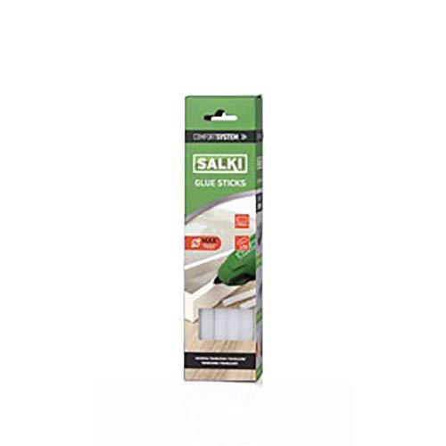 SALKI 04301003 04301003-Glue Sticks MAX translucida Caja Grande, Metal, L
